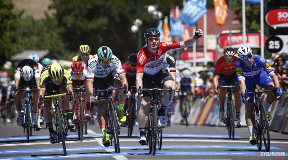 Andre Greipel odsprintao do pobjede na 1. etapi Tour Down Under