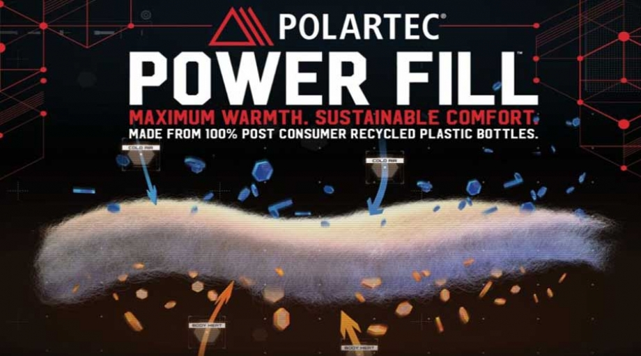 Polartec uvodi 100% reciklirajuću Power Fill izolaciju