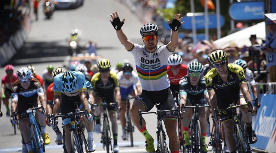 Peter Sagan pobjednik 4.etape Tour Down Under