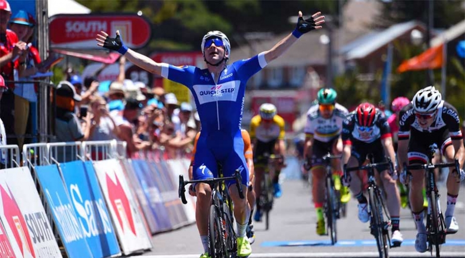 Elia Viviani pobjednik 3. etape Tour Down Under