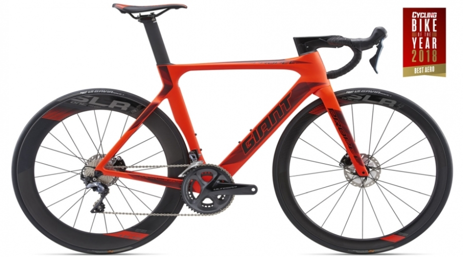 Za Cycling Plus magazin Propel Advanced Disc (2018.) je najbolji aero bicikl