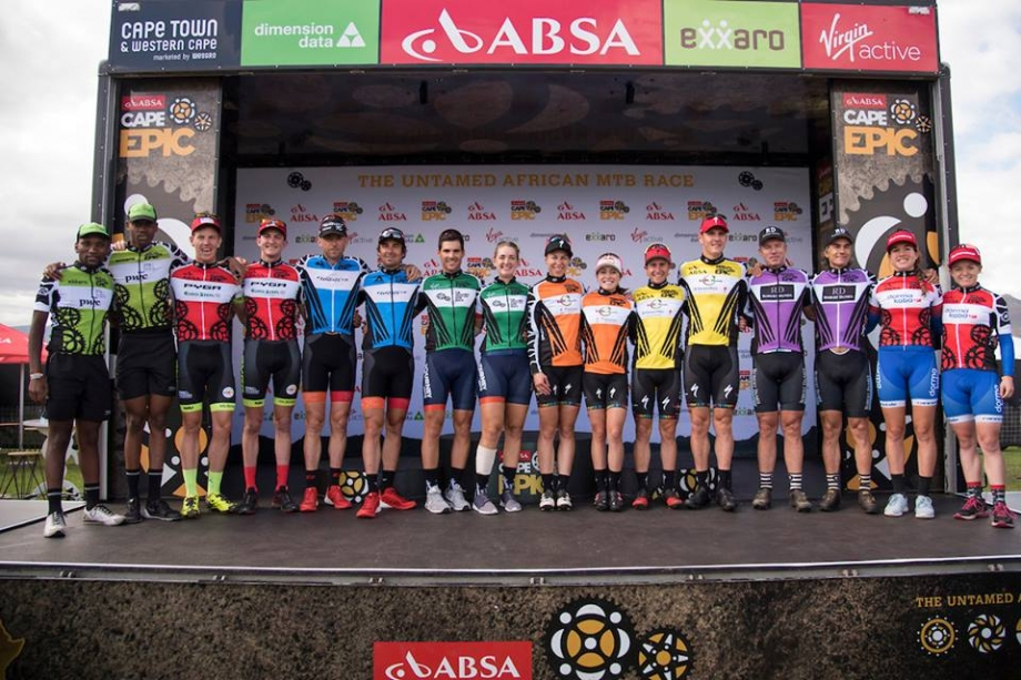 Cape Epic - Kulhavy/Grotts i Langvad/Courtney dominantno do naslova
