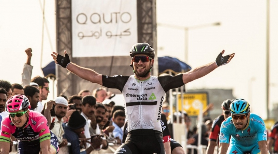 Cavendish predvodi Dimension Data na TDF