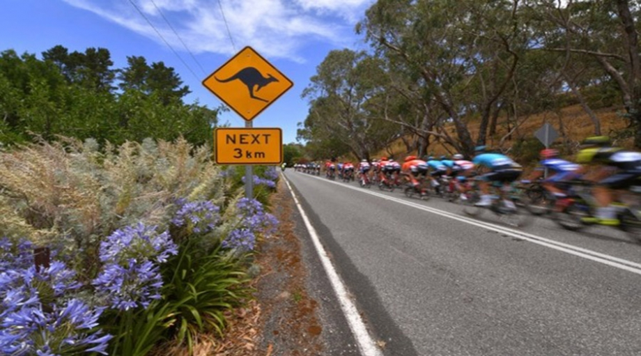 Kako pratiti Tour Down Under